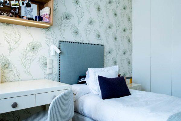 Dormitorio Blanca